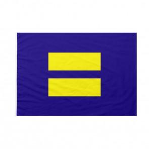Bandiera Human Rights