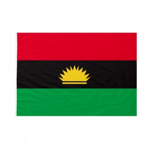 Bandiera Repubblica del Biafra