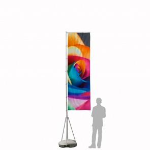 Bandiera personalizzata per Strong Wind 4L in poliestere nautico