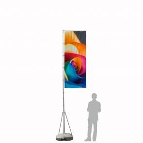 Bandiera Personalizzata per Strong Wind 4M in poliestere nautico