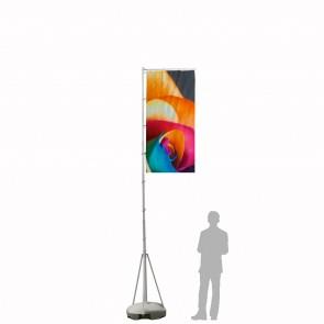 Bandiera Personalizzata per Strong Wind 4S in poliestere nautico